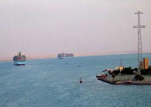 Gemiler artık Süveyş'ten zamlı geçecek