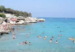 Mersin'de sahiller cıvıl cıvıl!