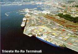 Trieste Limanı'nda Türk eylemi