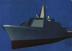 Türkiye kendi savaş gemisini yapıyor
