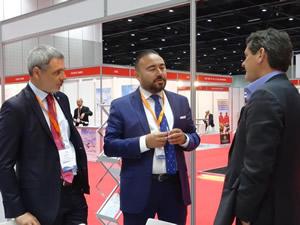 GİSBİR 8. Offshore Arabia Konferansı ve Fuarı'na katıldı