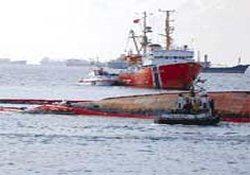 Yakıt-1 Tankeri Yüzdürüldü...