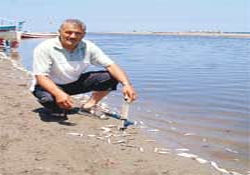 İzmir'de dereler temizleniyor