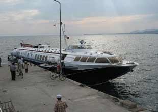 Kalymnos-Bodrum arası feribot seferleri
