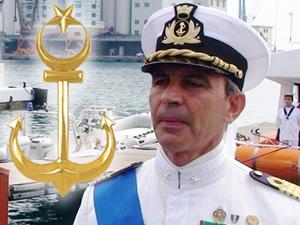 İtalya IMO Temsilcisi Amiral Giampaolo Bensaia, Altın Çıpa'ya katılıyor