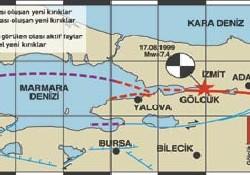 Ege'de tsunami; Doğu'da deprem