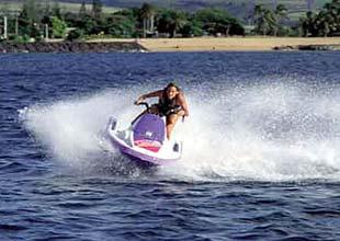 Su sporcularına, güvenli sürüş eğitimi