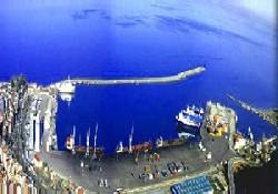 Trabzon limanı hareketlendi
