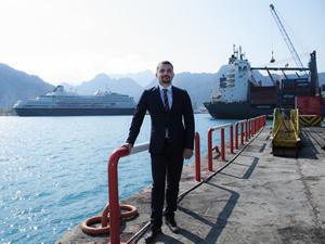 Port Akdeniz Türkiye'nin gözbebeği olma yolunda
