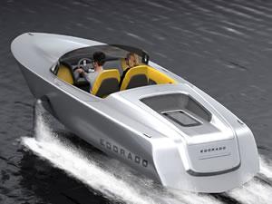 Edorado 7S elektrikli sürat teknesi tekne dünyasını şekillendirecek
