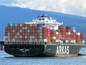 Arkas Line çevre ve iş güvenliği konularında sertifikalandı
