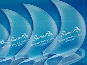 Hanse Group'dan Trio Deniz'e Yılın Bayisi Ödülü