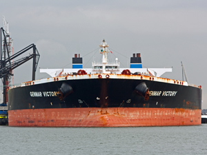 M/T GENMAR VICTORY isimli ham petrol taşıyıcı tanker, 29 milyon dolara satıldı