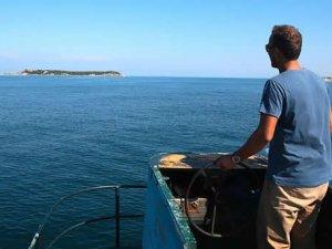 Tarihi Kefken Adası turizme açılmayı bekliyor