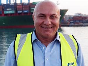 YILPORT Holding Yönetim Kurulu Başkanı Yüksel Yıldırım, Deniz Haber Ajansı'na konuştu