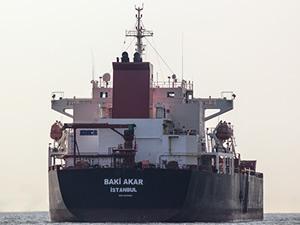 Türk bayraklı M/T BAKI AKAR, Venedik Limanı'nda tutuklandı