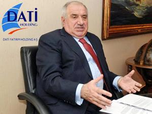 DATİ Holding Yönetim Kurulu Başkanlığı'na Gündüz Kaptanoğlu getirildi