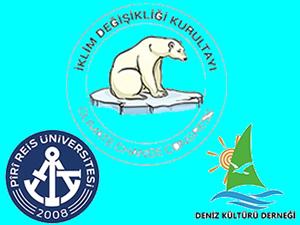 'İklim Değişikliği'nin denizlere etkileri, Piri Reis Üniversitesi'nde tartışılacak