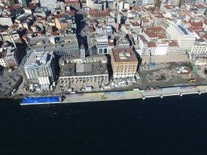 İstanbul limanı, dev yolcu gemilerine hazırlanıyor
