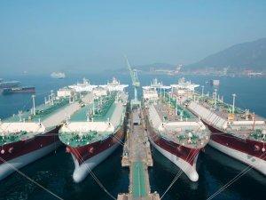 Wood Mackenzie: LNG pazarı 2020 yılına kadar yüzde 50 büyüyecek
