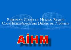 Limanlar AIHM'e gidiyor