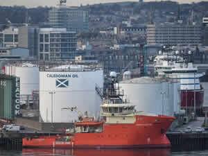 İngiltere'deki Aberdeen Limanı 350 milyon Sterlin'lik yatırımla genişletilecek