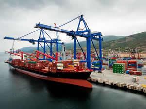 Alsancak Limanı ÇED onayını aldı