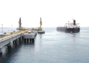 Ceyhan'dan 2006-2014 yılları arasında 2 bin 793 tanker petrol taşıdı