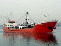 Korsanlar, M/V Merbey adlı kargo gemisini Nijerya'da kaçırdı