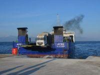 Mudanya-İstanbul arası Ro-Ro seferleri başladı