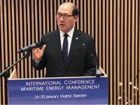 Uluslararası Denizcilik Enerjisi Yönetimi Konferansı başladı