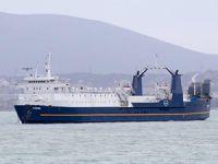 Yakıtı biten Ro-Ro, Karadeniz'de mahsur kaldı