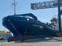 Küba'dan ABD'ye giden ilk ticari gemi, Everglades Limanı'na yanaştı