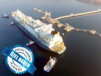 Yalova ve İzmir'e kurulacak iki yüzer LNG depolama ve gazlaştırma proje yatırımı hayata geçiriliyor