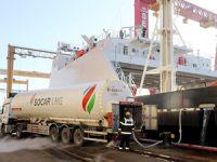 SOCAR MARINE, gemiye ilk LNG yakıt ikmalini gerçekleştirdi