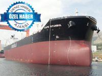 Ereğli Denizcilik'e ait M/V CAPE ISTANBUL, Baltimore Limanı'nda tutuklandı