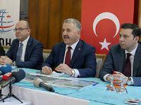 Ahmet Arslan, İzmir'in ulaştırma projelerini değerlendirdi
