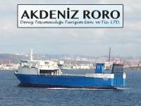 Akdeniz Ro-Ro'ya ait M/V MIRA, İtalya'nın Napoli Limanı'nda seferden men edildi