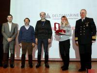 Delta Marine, 'Teknopark Altın Küp Yılın Şirketi Ödülü'ne layık görüldü