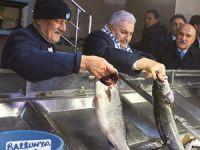 Başbakan Binali Yıldırım Sinop'ta balıkçıları ziyaret etti