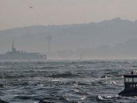 İstanbul Boğazı, Gemi Geçişlerine Çift Yönlü Olarak Kapatıldı