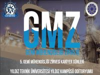 YTÜ'de Gemi Mühendisliği Zirvesi Kariyer Günleri başlıyor