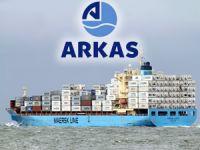 Arkas, M/V MAERSK JAIPUR ile M/V MAERSK JUBAIL isimli gemileri 19 milyon dolara satın aldı