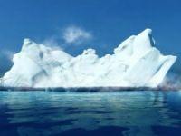 Kuzey Atlantik hattını buz dağları istila etti
