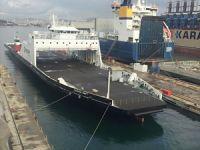 Sedef Tersanesi'nde inşa edilen LNG yakıtlı iki feribot Kanada'da faaliyete girdi