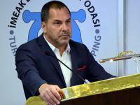 Yusuf Öztürk: Kuzey Ege Çandarlı Limanı Türkiye'nin geleceğinin projesidir