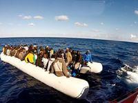 İtalya Sahil Güvenlik Ekipleri, Akdeniz'de 6 bin mülteciyi kurtardı