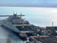Türkiye'nin en büyük iki feribotu hizmete hazırlanıyor