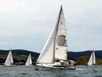 Üniversiteliler Yelkenli Yatlarla Yarıştı