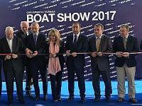 Ataköy Marina Mega Yat Limanı, Avrasya Boat Show ile hizmete açıldı